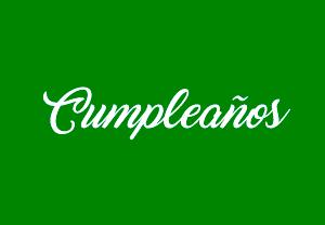 Cumpleaños (Balambambú)